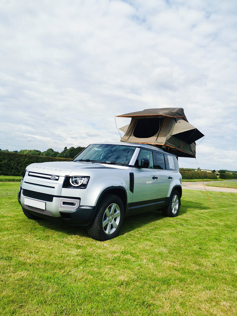 New Land Rover Defender 2020 Roof Tent Darche