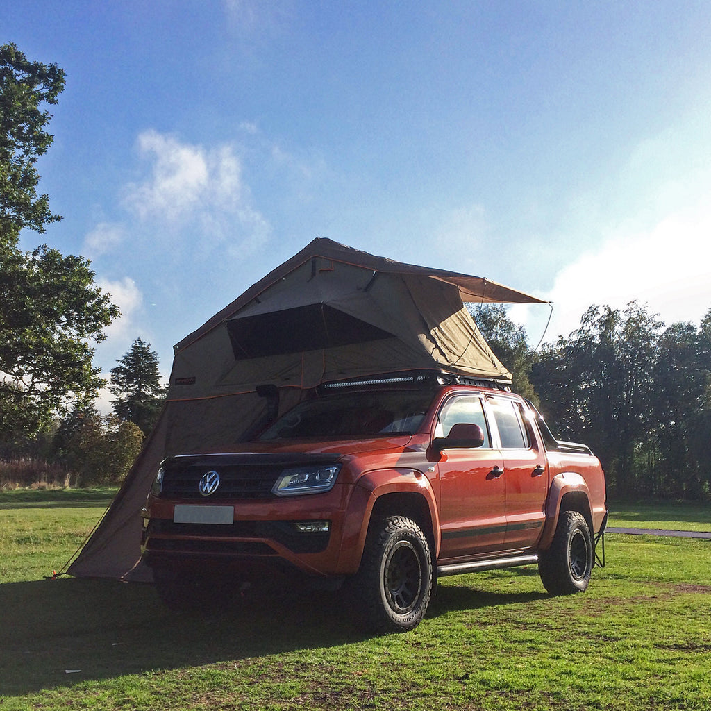 Darche Roof Tent UK VW Amarok - Trek Overland