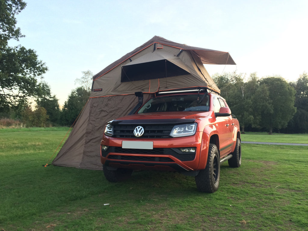 Darche Roof Tent UK - VW Amarok - Trek Overland