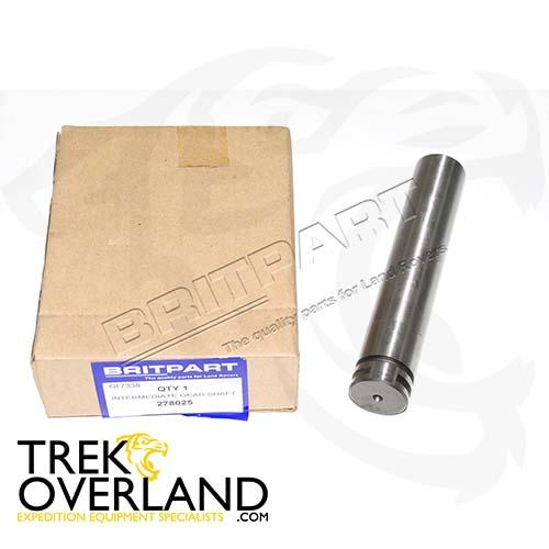 INTERMEDIATE GEAR SHAFT - BRITPART - 278025