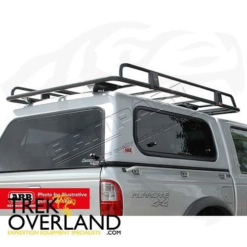 LAND ROVER DEFENDER TRADE ROOF RACK 1850 X 1350 - ARB - 3800113