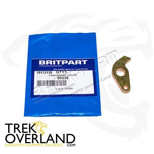HANDBRAKE CATCH - BRITPART - 50235