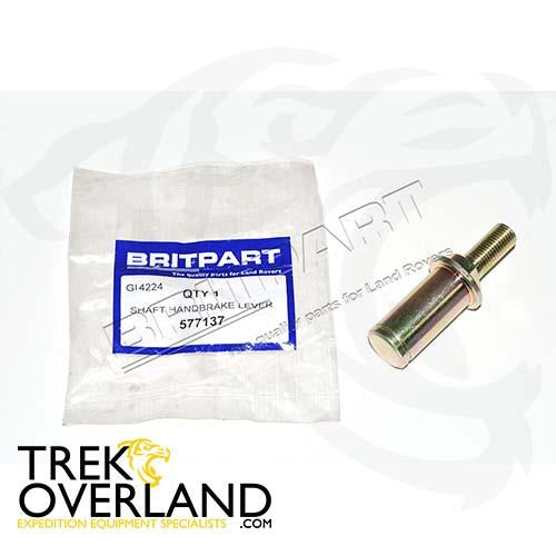 SHAFT HANDBRAKE LEVER - BRITPART - 577137