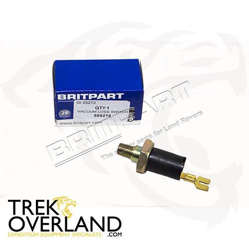 VACUUM LOSS SWITCH - BRITPART - 589219