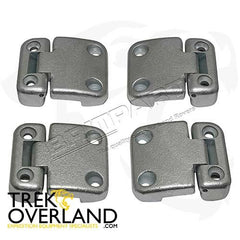 DEFENDER 2ND ROW DOOR HINGE KIT - BRITPART - DA1275