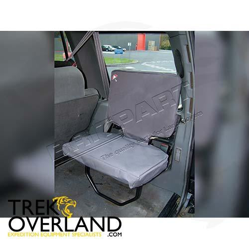 W/PROOF SEATCOVERS BOOTSET DISCO - BRITPART - DA2809GREY