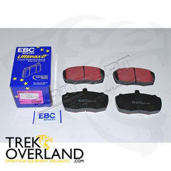 BRAKE PAD FRONT ULTIMAX - EBC - DA3308