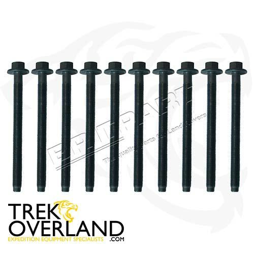 TDV8 HEAD BOLT SET - BRITPART - DA3368