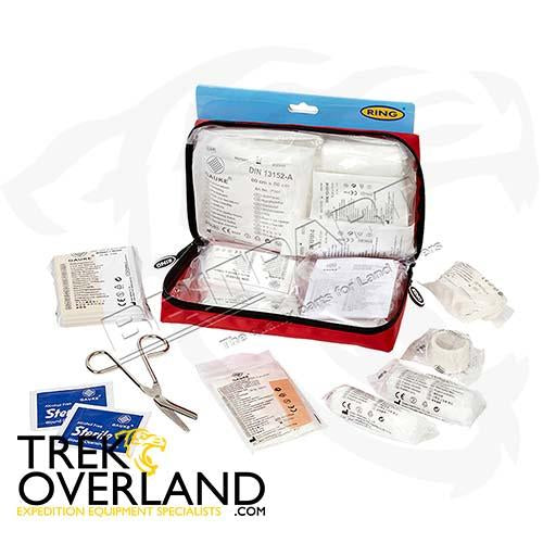 COMPLETE FIRST AID KIT - RING - DA5077
