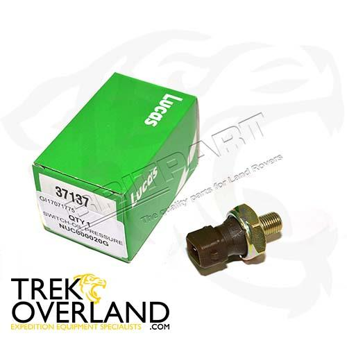 SWITCH-OIL PRESSURE - LUCAS - NUC000020G