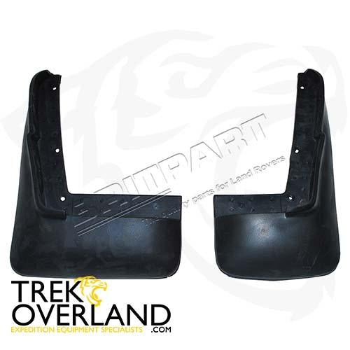 REAR MUDFLAP KIT - OEM - STC8536