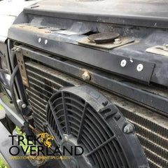 Land Rover Defender Bonnet Release Cable Guard - BRCG