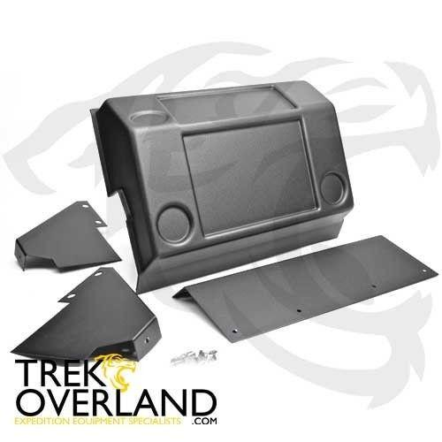 Land Rover Defender MUD Console 1983-1998 - Mud UK - MUD-0002
