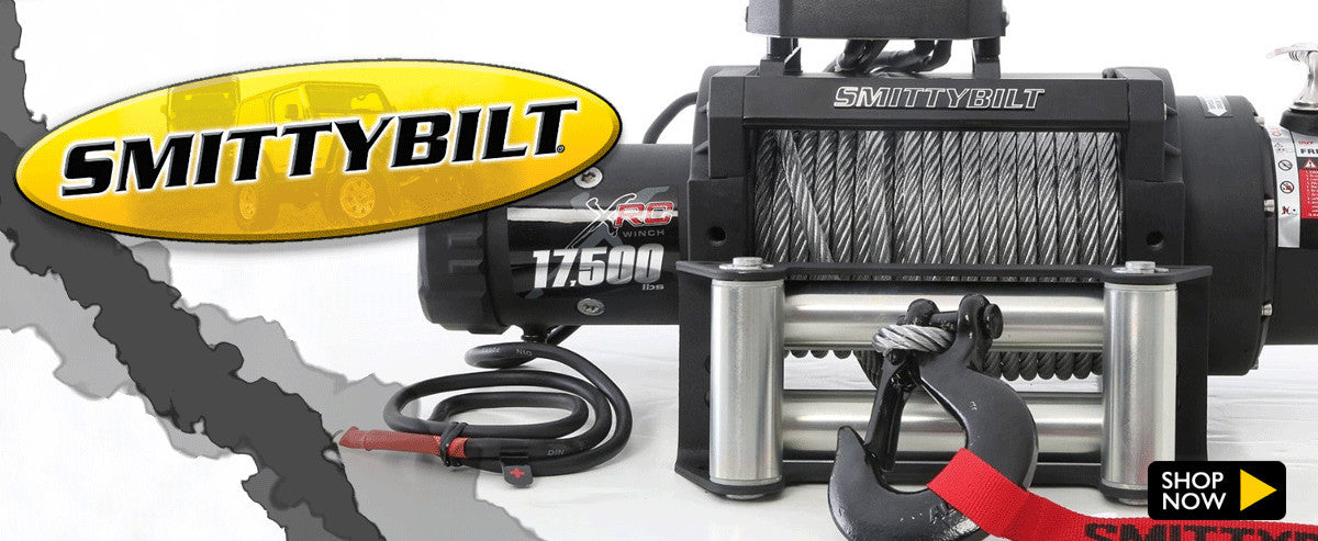 Smittybilt - Winch & Recovery