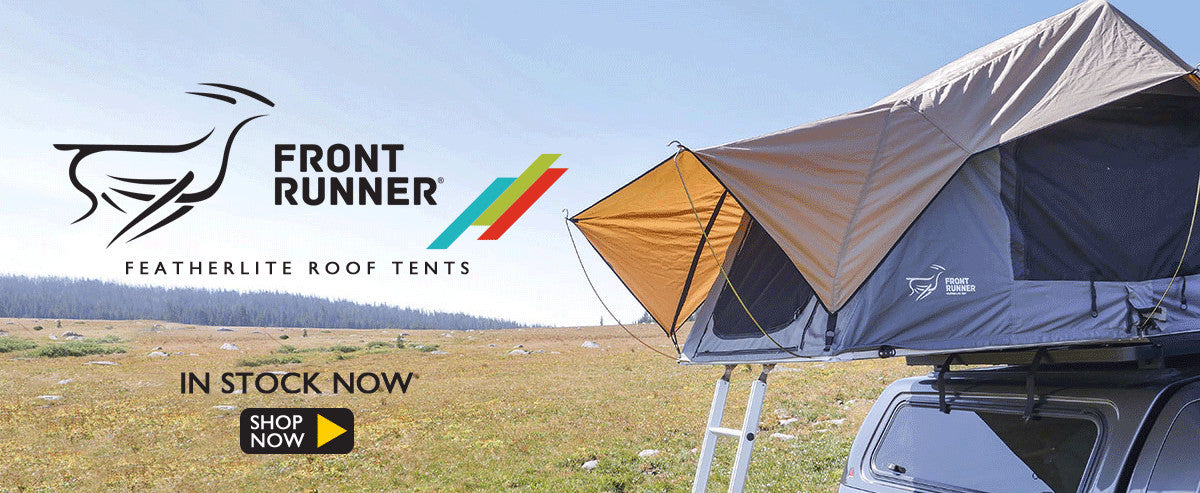 Front Runner Featherlite Roof Tent In Stock Now