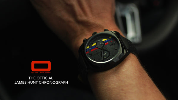 The Official James Hunt Chronograph