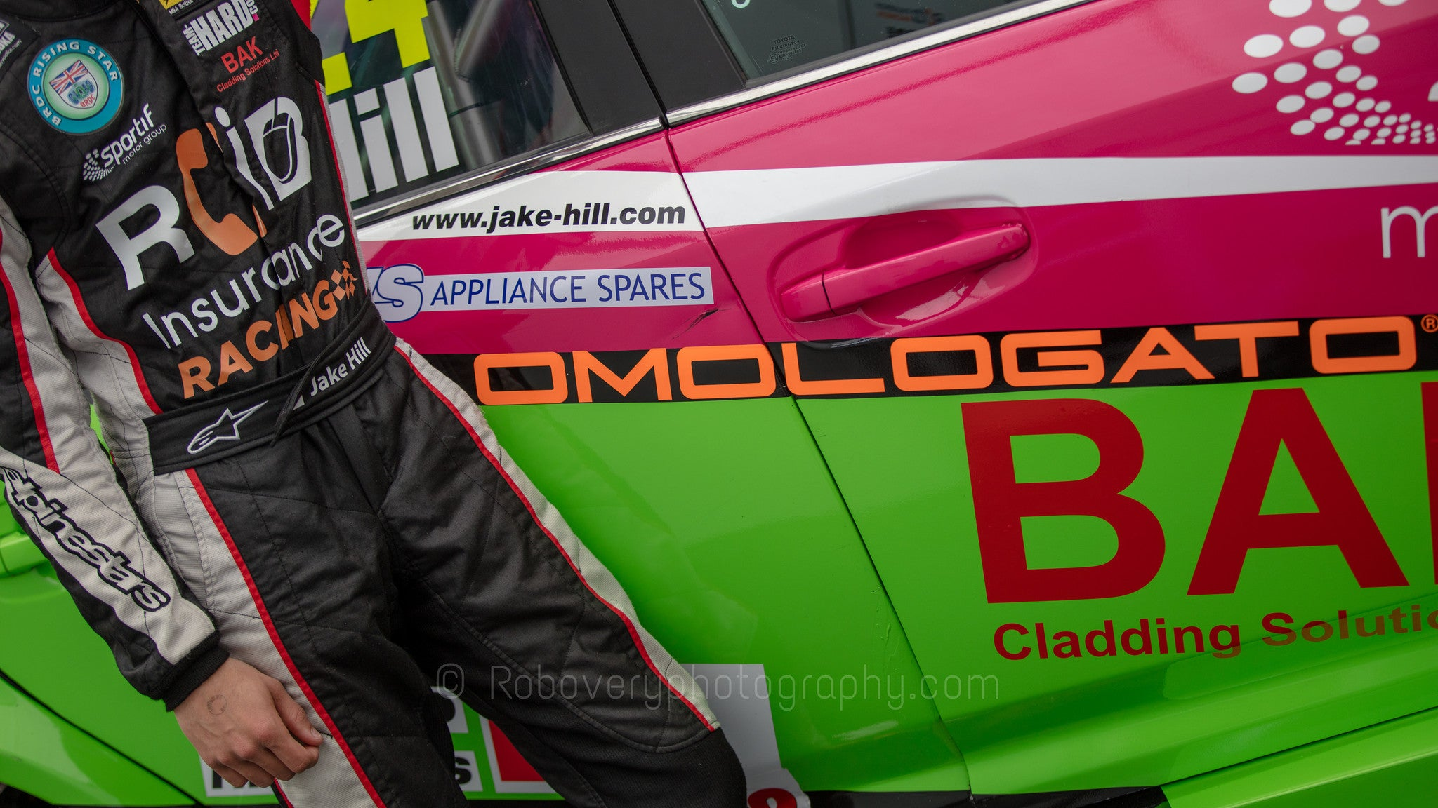 Omologato® joins the BTCC Grid with Sponsorship of Jake Hill