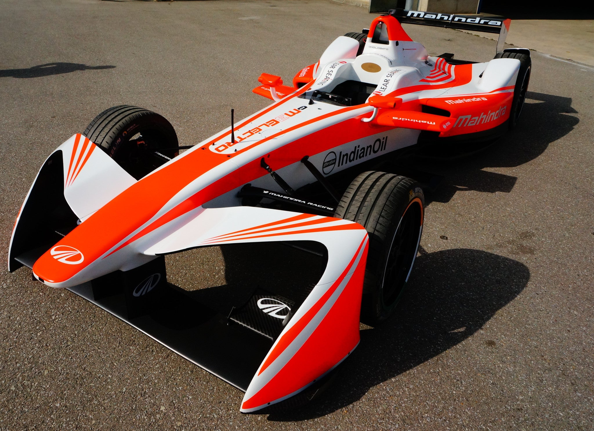 Omologato to partner Mahindra Racing Formula E Team