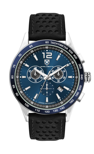 The Écurie Ecosse Chronograph