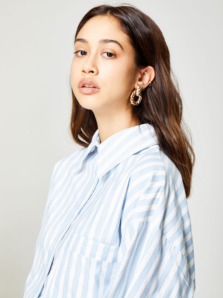 Relic Stripe Padded Shirt