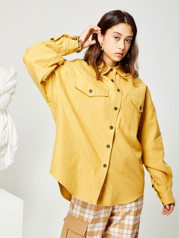 Kiln Oversized Shirt
