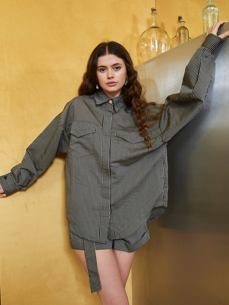 Aland Oversized Shirt