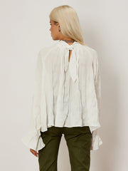 Elements Flare Sleeve Top