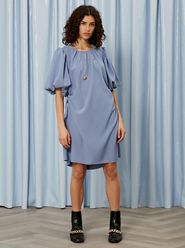Conclusion Cut Out Midi Dress