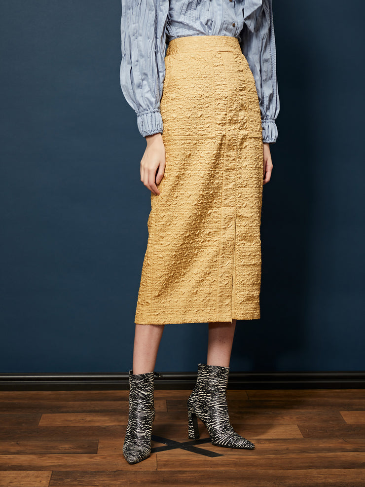 All Applause Midi Skirt
