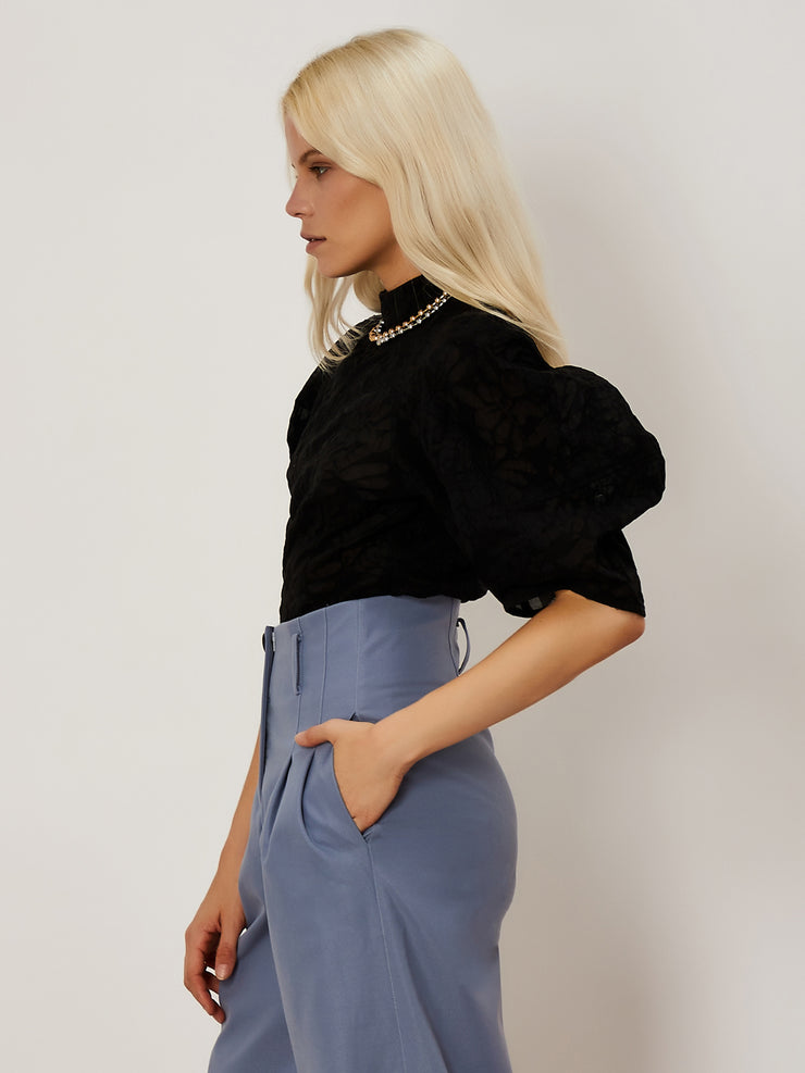 Morph Cropped Top
