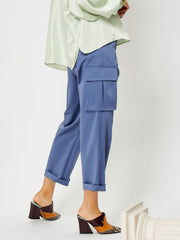 Gloss Utility Trousers