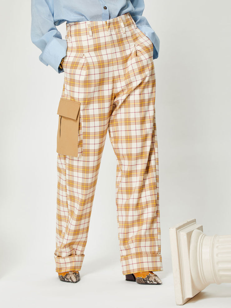 Concept Check Cargo Trousers