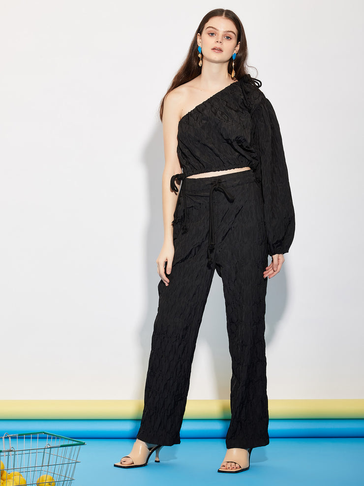 Crate Drawstring Trousers