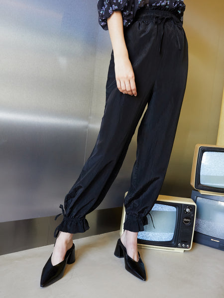 Radio Drawstring Trousers