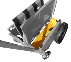 Panel Express Tool Box | Cart Accessories - Aardvark Tool