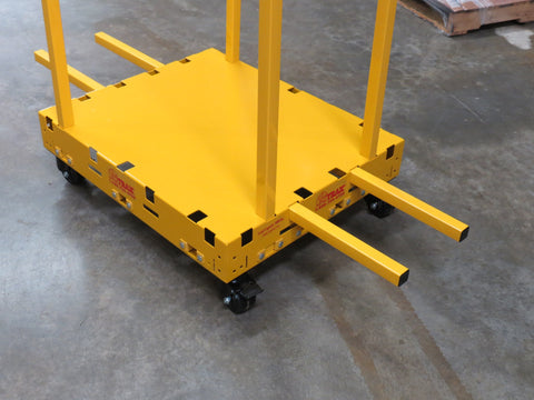Rack & Roll Safety Dolly | Dollies and Carts - Aardvark Tool