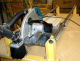 Dust Collection for Beam Saw Kit | Dust Collection - Aardvark Tool