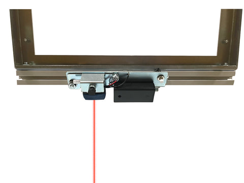 Laser guide for Saw Trax Panel Saws | Panel Saw Accessories - Aardvark Tool