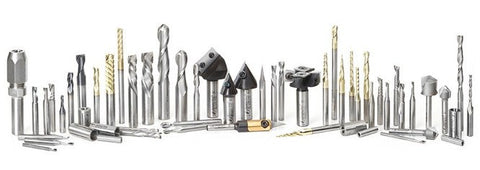 58-Pc CNC Master Advanced Materials | Sign Tools - Aardvark Tool