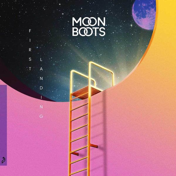 MOON BOOTS - FIRST LANDING (CD)
