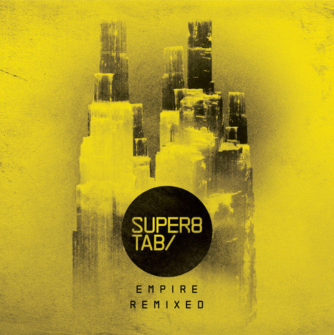 Super8 & Tab - Empire Remixed CD