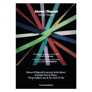 Above & Beyond - Group Therapy A2 Poster