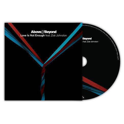 Above & Beyond feat. ZoÎ Johnston - 'Love Is Not Enough' CD Single