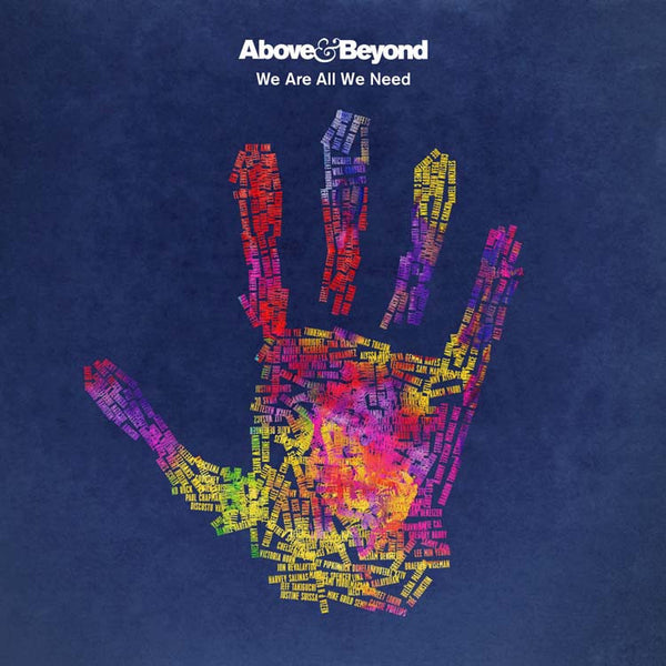 "Above & Beyond ""We Are All We Need"" CD"