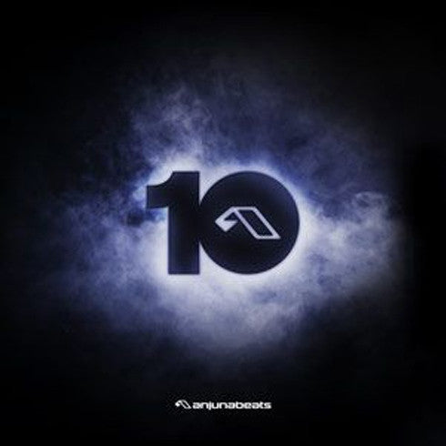 10 Years Of Anjunabeats CD