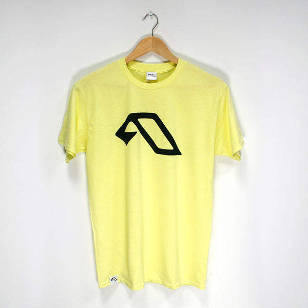 ANJUNABEATS A LOGO YELLOW T-SHIRT