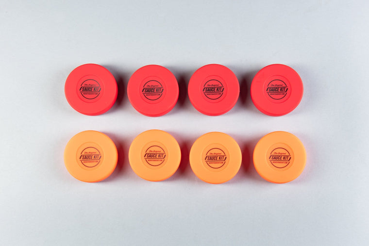 Party Plastic Puck Packs