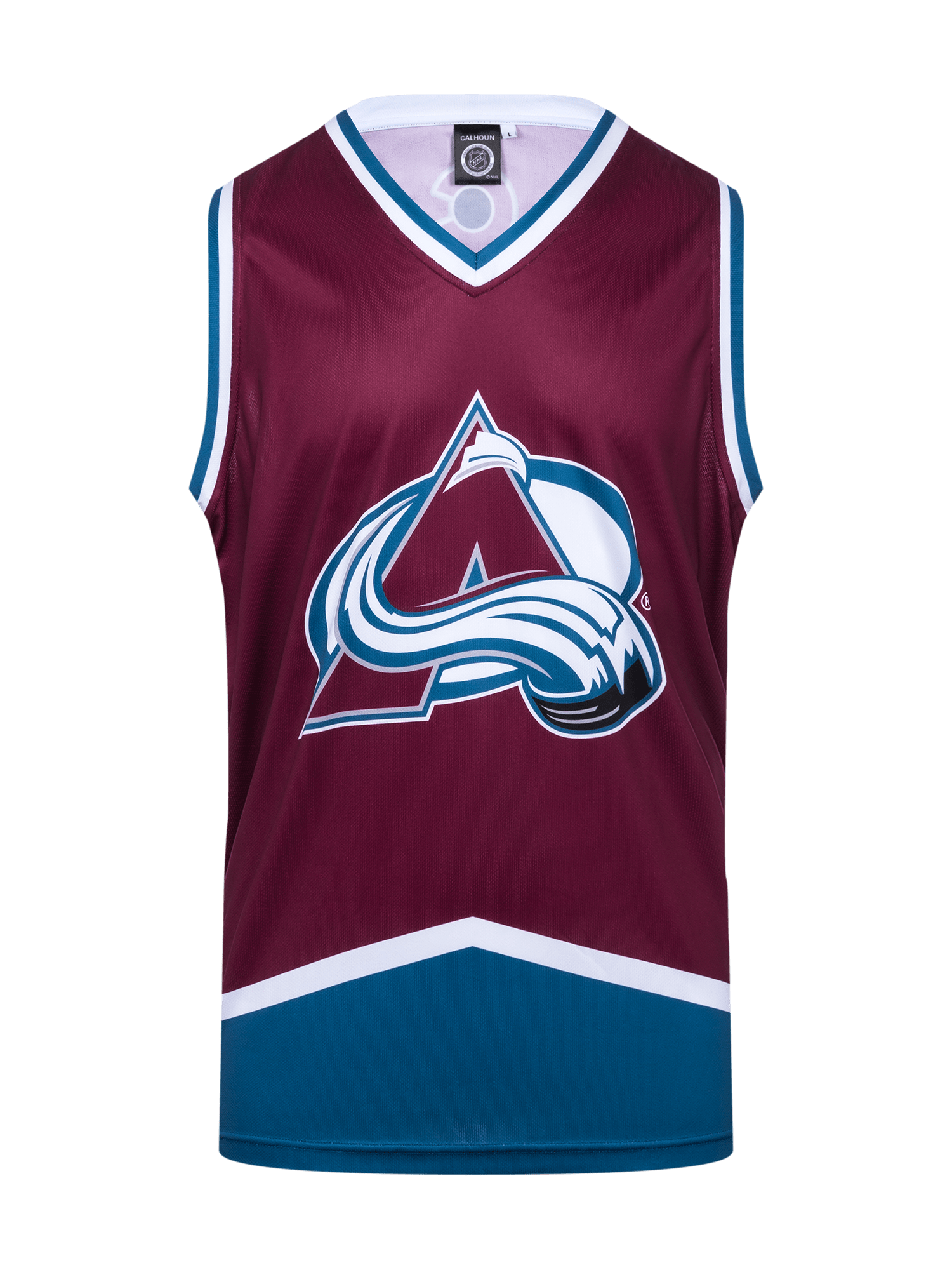 brand new 383ec ed3e8 Colorado Avalanche Hockey Tank