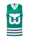 Hartford Whalers Retro Alternate Hockey Tank
