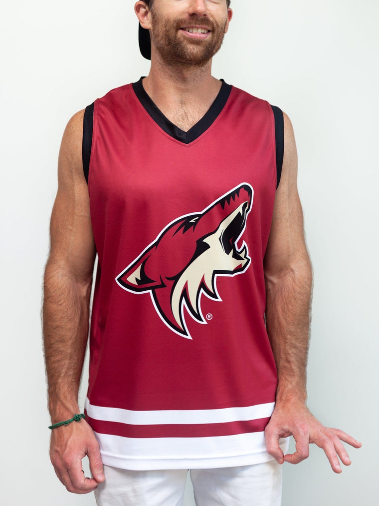 Arizona Coyotes Hockey Tank